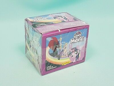 Panini My little Pony The Movie 1 x Display / 36 Tüten Sticker Serie