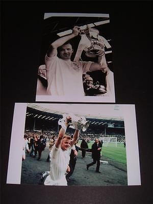 Leeds United Fc 1972 Fa Cup Final Captain & Legend Billy Bremner Photos