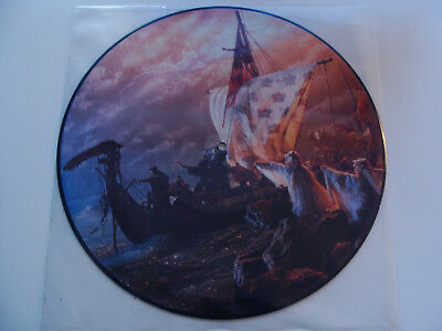The KLF – America: What Time Is Love? / Justified And Ancient  - Picture Disc