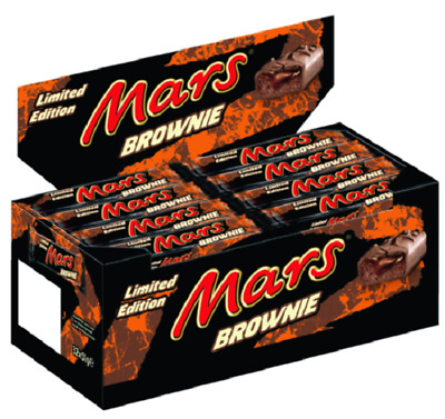 (1000g=9,18€) Mars Brownie - Schokoriegel - Limited Edition - 32 Stück - Riegel