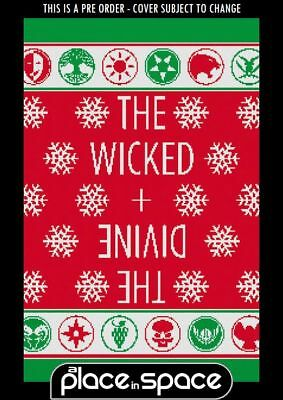 (Wk50) The Wicked & Divine Christmas Annual #1A - Preorder Dec 13Th