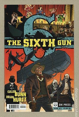 Sixth Gun (Oni Press) #2 2010 FN/VF 7.0