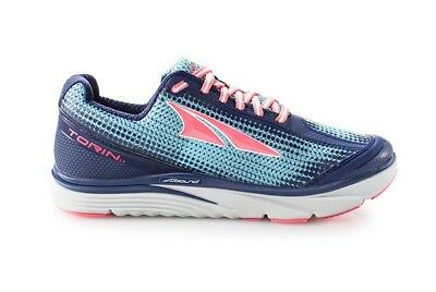 Altra Torin 3 Womens Road Running Shoes - Blue/Coral