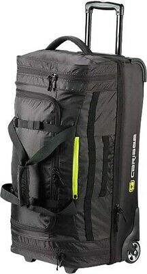 Caribee Scarecrow DX 70 Wheeled Duffle Bag - Black