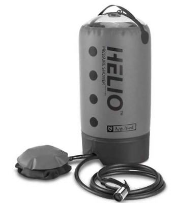 Nemo Helio Pressure Shower - Grey