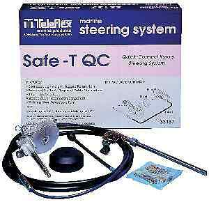 Teleflex SS137 13` Safe-T Qc Rotary Steering System 8753