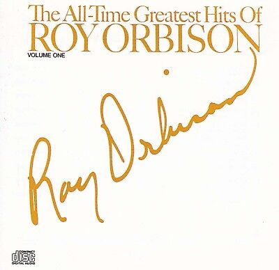 ROY ORBISON All Time Greatest Hits Of / Volume One CD - New