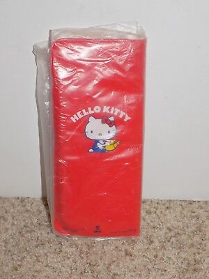 Vintage Hello Kitty Memo Pad & Pencil Sanrio 1976 Made in Japan