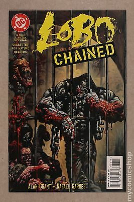 Lobo Chained #1 1997 VF 8.0