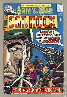 Our Army at War #192 1968 VF- 7.5