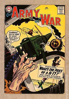 Our Army at War #79 1959 VG+ 4.5