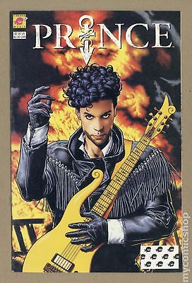 Prince Alter Ego #1, Printing 1D 1991 Direct Variant 1st Printing VF- 7.5