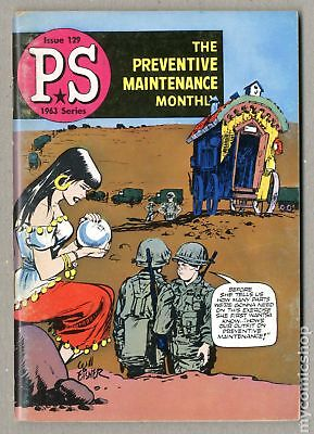 PS The Preventive Maintenance Monthly #129 1963 VG/FN 5.0
