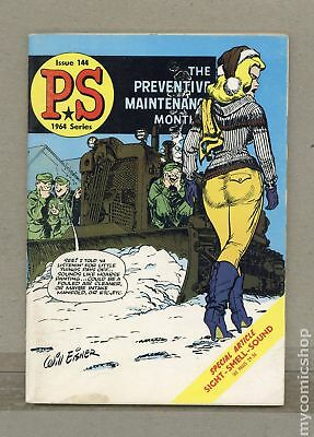 PS The Preventive Maintenance Monthly #144 1964 VG+ 4.5