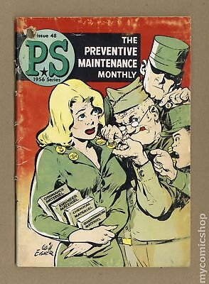 PS The Preventive Maintenance Monthly #48 1957 GD 2.0