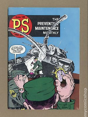 PS The Preventive Maintenance Monthly #128 1963 FN+ 6.5
