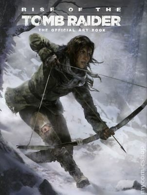 Rise of the Tomb Raider: The Official Art Book HC (Titan Books) #1-1ST 2015 NM