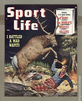 Sport Life Magazine (Official) Vol. 2 #4 1955 FN 6.0
