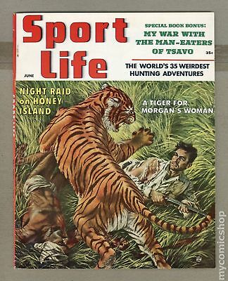 Sport Life Magazine (Official) Vol. 4 #2 1957 FN 6.0