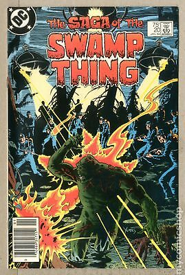 Swamp Thing (2nd Series) #20 1984 FN/VF 7.0