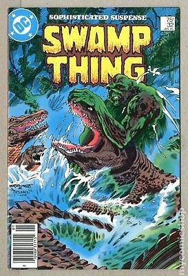Swamp Thing (2nd Series) Mark Jewelers #32MJ 1985 FN 6.0