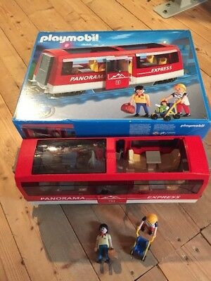 Playmobil Rc Train Panorama Express Personenwagen 4124