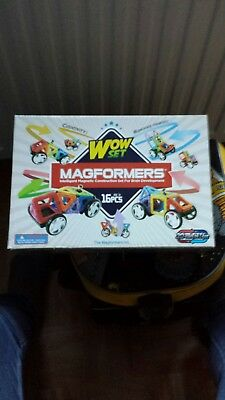 Starterset Magformers WOW 16 Teile TOP