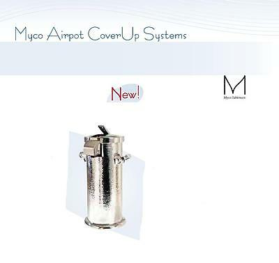 Airpot Coverup Systems / Stainless Steel Airpot Coverup