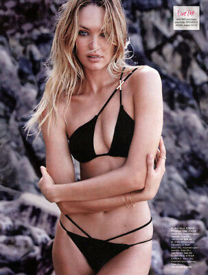 Candice Swanepoel->60 Sexy ads & clippings of South African Supermodel