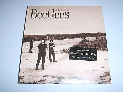 BEE GEES - Alone US 1997 Polydor CD NEW/SEALED!