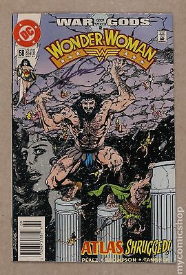 Wonder Woman (2nd Series) #58 1991 VG/FN 5.0