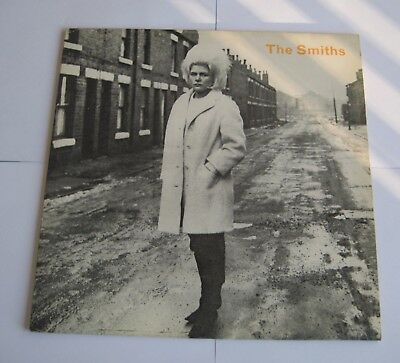 """The Smiths.heaven Knows I'm Miserable Now. Rare 12"""" Vinyl Single"""