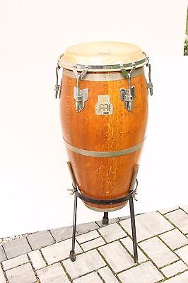 """11"""" MEINL Percussion Woodcraft Tumba Conga - Made in Germany"""