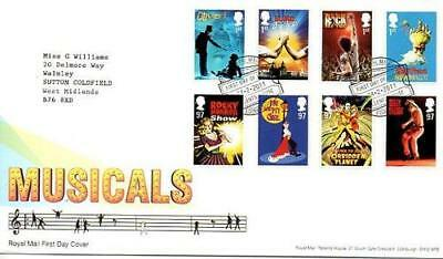 GB, 2011 Musicals, FDC