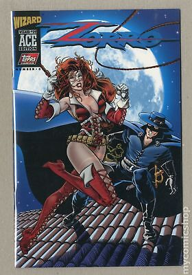 Zorro Wizard Ace Edition #5 1996 VF 8.0