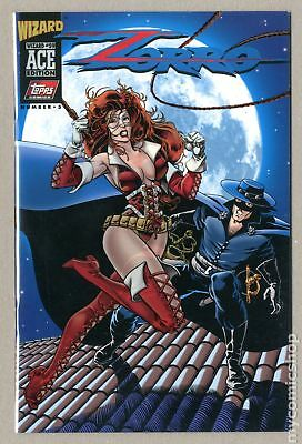 Zorro Wizard Ace Edition #5 1996 NM- 9.2