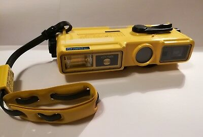 "Minolta Weathermatic ""A"" Underwater Camera"