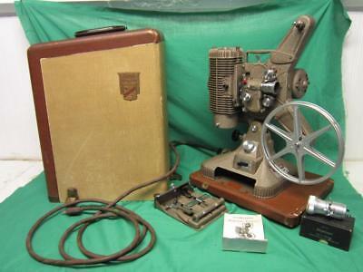 Vintage Keystone K109 K-109 K 109 8-Mm Movie Projector, Very Nice
