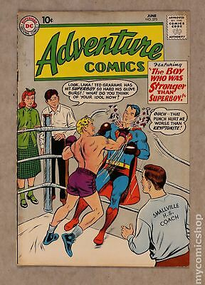 Adventure Comics (1st Series) #273 1960 VG 4.0