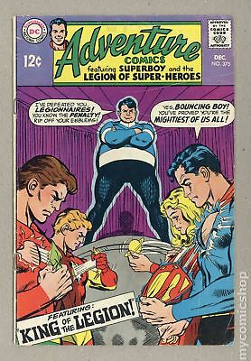 Adventure Comics (1st Series) #375 1968 VG 4.0 Low Grade