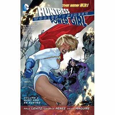 Worlds Finest Volume 2 TP Hunt and Be Hunted (N52) - Paperback NEW George Perez