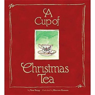 A Cup of Christmas Tea - Hardcover NEW Tom Hegg (Autho 2004-10