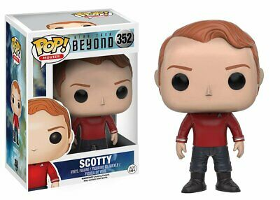 Star Trek Beyond POP! PVC-Sammelfigur - Scotty