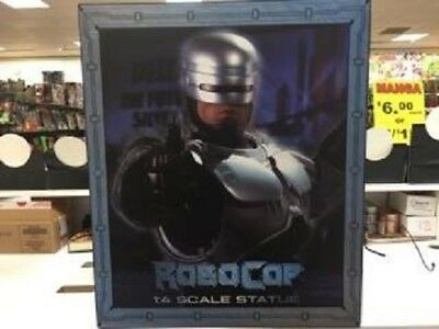 ROBOCOP 1/4 SCALE STATUE POP CULTURE SHOCK COLLECTIBLES Limited to 600 #soct17-1
