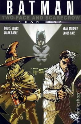 Batman Two-Face and Scarecrow Year One TPB (DC) #1-1ST 2009 VG Low Grade