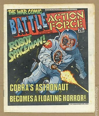 Battle Picture Weekly (UK) #861101 1986 FN- 5.5