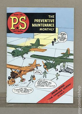 PS The Preventive Maintenance Monthly #122 1962 FN- 5.5