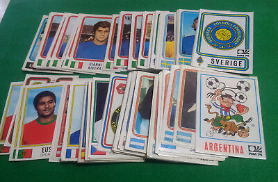 PANINI WC MUNCHEN 74 - stickers at your choice n.266/400 - removed vg conditions