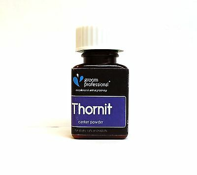 GROOM PROFESSIONAL THORNIT EAR CANKER POWDER 20g