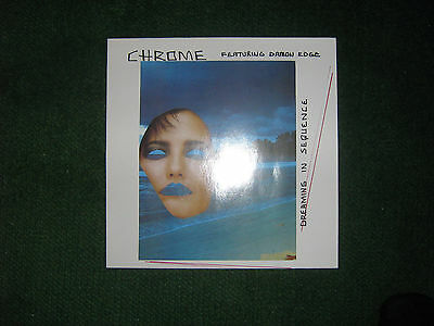 CHROME - Dreaming In Sequence  Vinyl LP